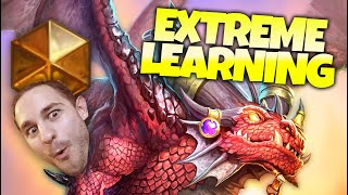 EXTREME Learning Through Mistakes w/ Zalae and Orange | Hearthstone
