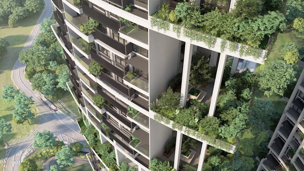 One Pearl Bank World S First Vertical Sky Allotment Gardens In A