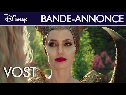 Maléfique : Le Pouvoir du Mal - Bande-annonce officielle (VOST) | Disney