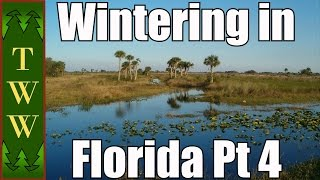 RV Travel: Wintering in Florida Pt 4 The NW Peninsula and Central Florida
