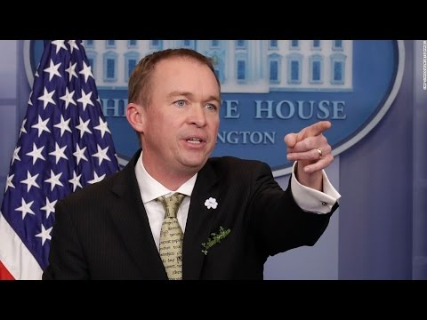 LIVE STREAM: Press Briefing with Office of Management and Budget Director Mick Mulvaney 5/23/17