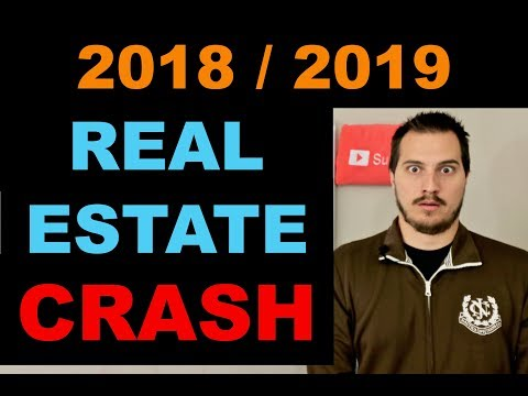 IS THE REAL ESTATE MARKET CRASHING IN 2019?