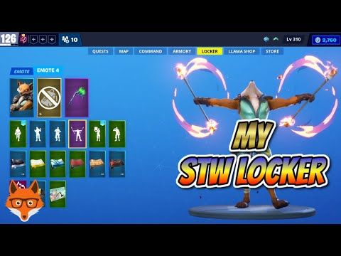 Fortnite BR Skins In STW | Fortnite Save The World (STW)