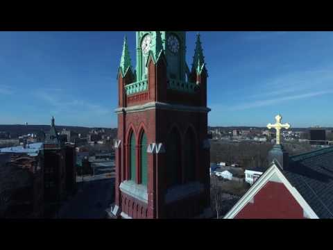 Woonsocket, RI A view from above! part 2