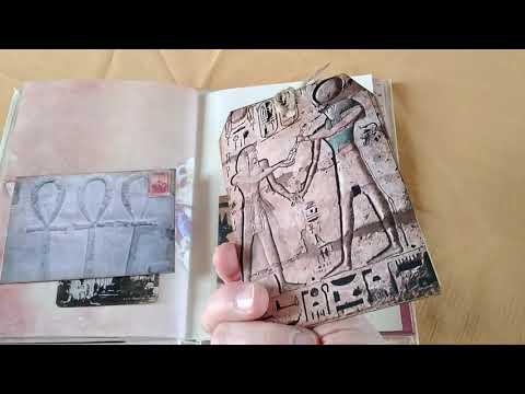 Journey to Egypt Custom Journal 2020