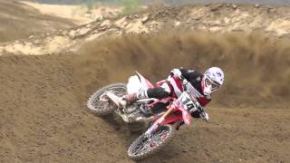 review tested cole seely s hrc honda crf450r vital mx
