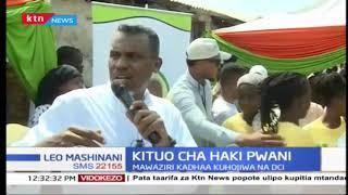 DPP Haji aahidi kufuatilia kesi za mashirika zinazodai kunyanyaswa Mombasa