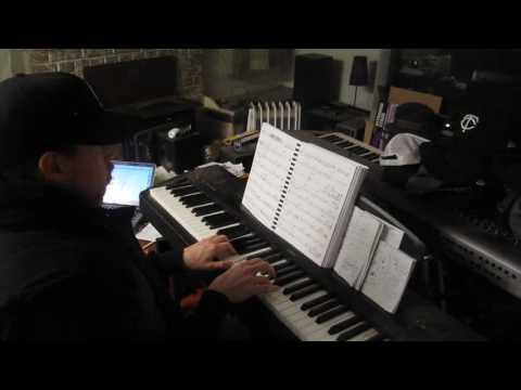Gerry Rafferty Baker Street Piano Cover