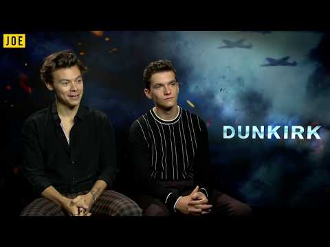 "Harry Styles reveals his love for his Grandad & thinks Conor McGregor is ""WILD!"""