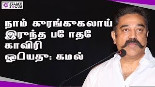 cauvery issue actor Kamal hasan's comment