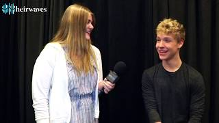 Baylee Littrell Interview - From CMA Fest to Backstreet Boys World Tour