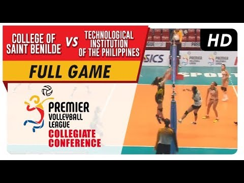 CSB vs. TIP | PVL Season 2 Collegiate Conference | Full Game | 4th Set | Sept. 30, 2017