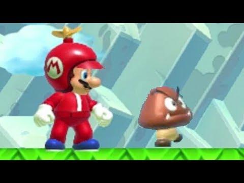 Super Mario Maker - Super Expert 100 Mario Challenge #107