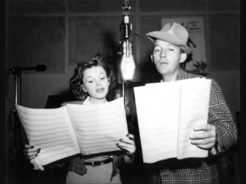 Judy Garland & Bing Crosby...When You Wore A Tulip