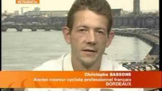 FRANCE24 - FR - ENTRETIEN: CHRISTOPHE BASSONS