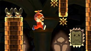 Super Mario Maker - Pit of Panga: Propheller clear