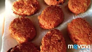👉Нежные💝 морковные котлетки🍴 (просто! вкусно! полезно!)