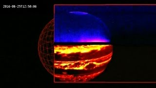 First Images from NASA's Juno Spacecraft
