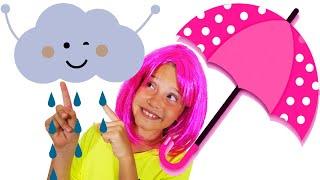 Дождик кап кап кап | Песенка-танец для детей от Ба Би Бу