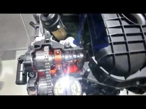 chrysler working pentastar  demonstration engine youtube