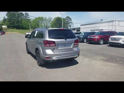 2018 Dodge Journey Fort Payne, Scottsboro, Gadsen, Rome, Chattanooga, AL JT218573