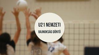 U21-es döntő: UTE - Penta Gödöllő 3:2