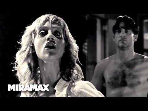 Sin City | 'Lovestink' (HD) - Brittany Murphy, Benicio Del Toro | MIRAMAX