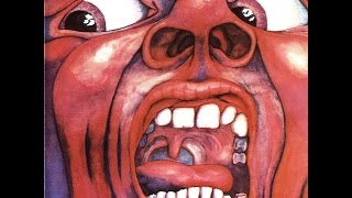 "King Crimson's debut album ""In The Court Of The Crimson King"" was r..."