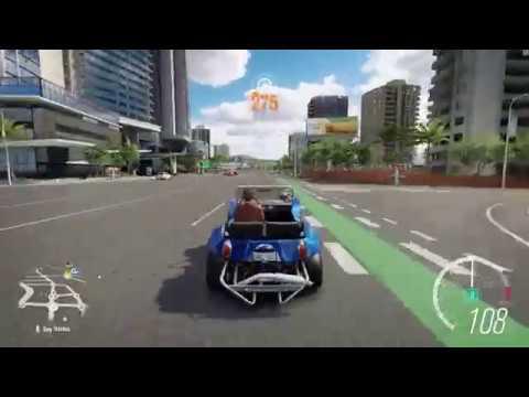 We Have Liftoff! Meyers Manx Wheelie Car // Forza Horizon 3 PC