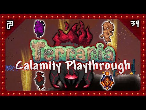 🌳 Hunting For Waifus! RNG Is A Major Jerk! | Terraria 1.3.5 Calamity Mod Let's Play [Episode 39]