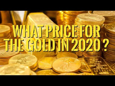 👉Gold Price 2020 Forecast -- Will Gold Price Go Through The Roof ?