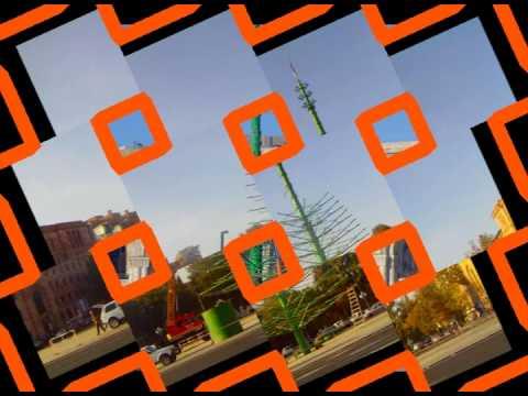 Yerevan,new Year 2012