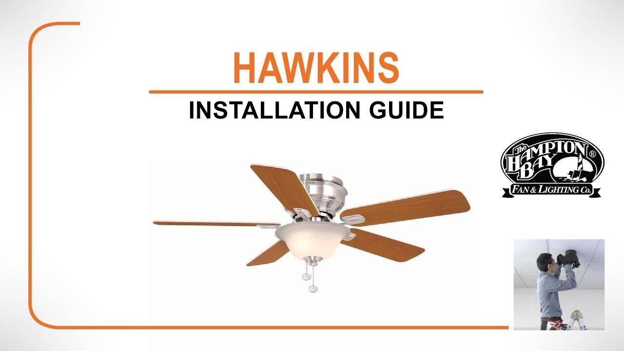 Hawkins ceiling fan installation guide youtube hawkins ceiling fan installation guide mozeypictures Gallery