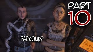 Dying Light - Part 10 - Going to Sector 0 - Gameplay Walkthrough