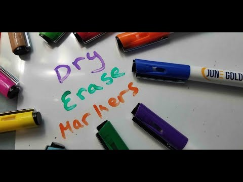 june-gold-dry-erase-marker-review