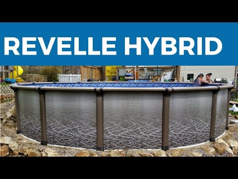 ☑️Revelle Above Ground Pool