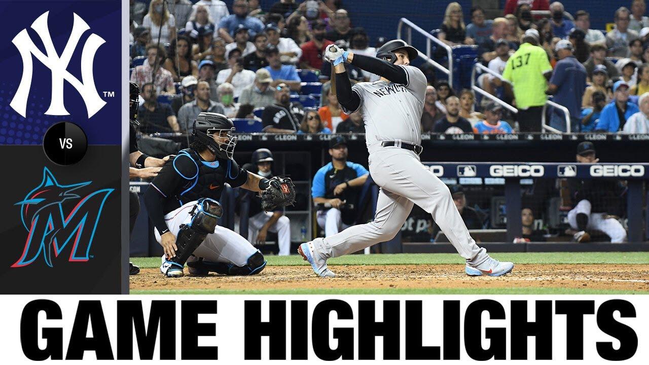 Download Yankees vs. Marlins Game Highlights (7/30/21)   MLB Highlights