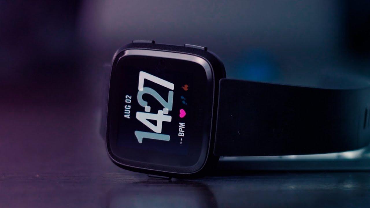 Apple Watch для Android - обзор Fitbit VERSA