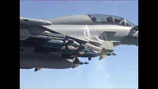 Eurofighter Typhoon Weapon Releases