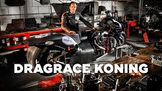 Dragrace Koning Gert-Jan Laseur (English subs)