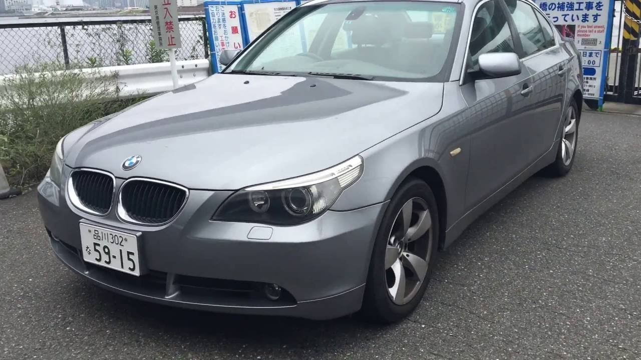 2004 Bmw 525i Clic 5 Series Your Car In An Here