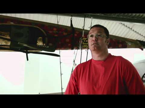Luc Longley talks fishing and marine sanctuaries