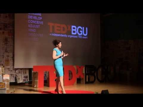 The Audacity and Beauty of Multi-Cultural Education: Hagit Damri at TEDxBGU
