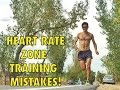 Gambar cover MAX HEART RATE TRAINING FOR RUNNERS, ZONES, AND THE