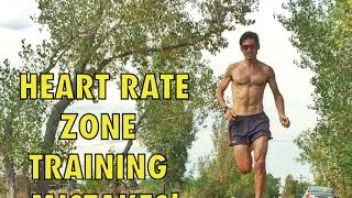 "MAX HEART RATE TRAINING FOR RUNNERS, ZONES, AND THE ""MYTH"" OF Vo2max!?"