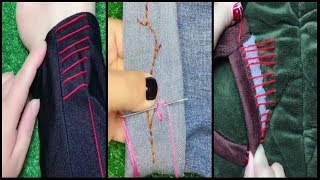 Tips to fix old clothes for you !!!