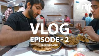 DJ NYK Vlogs | Electronyk Life - Episode 2 (Chandigarh)