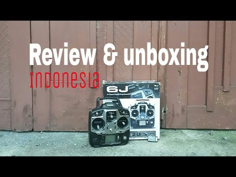 Review & unboxing futaba t6j indonesia