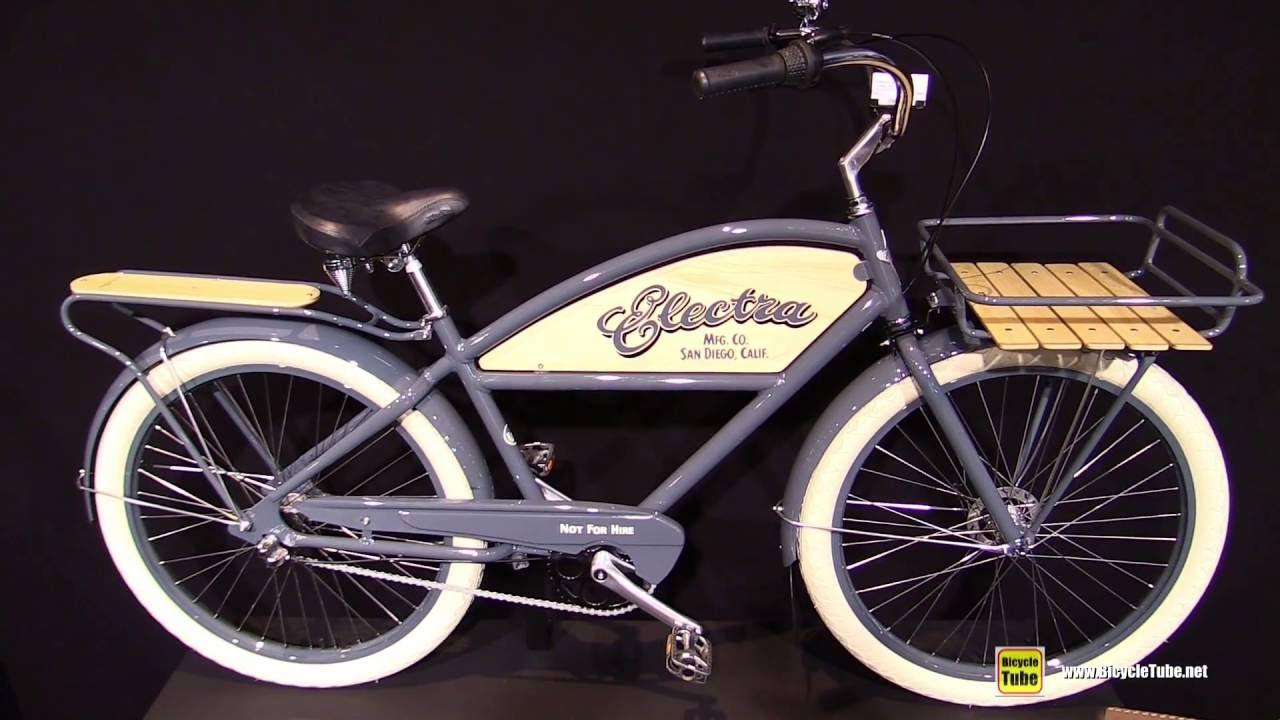 2017 Electra Bicycles Delivery 3i Chcago Bike Walkaround 2016 Eurobike Youtube
