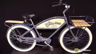 2017 Electra Bicycles Delivery 3i Chcago Bike - Walkaround - 2016 Eurobike